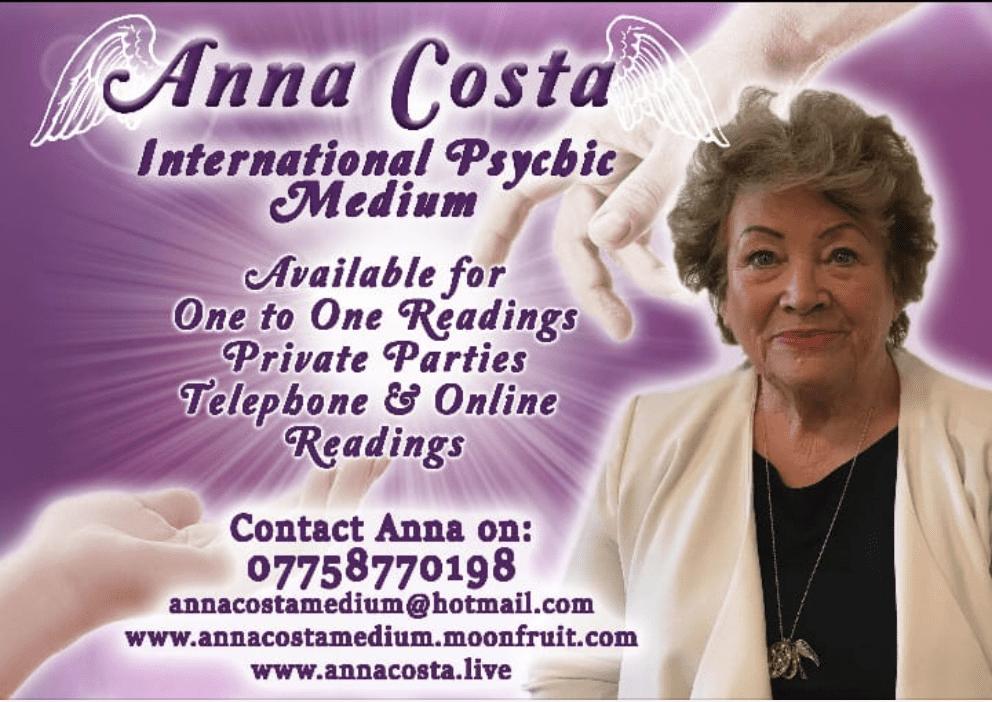 Anna Costa Medium