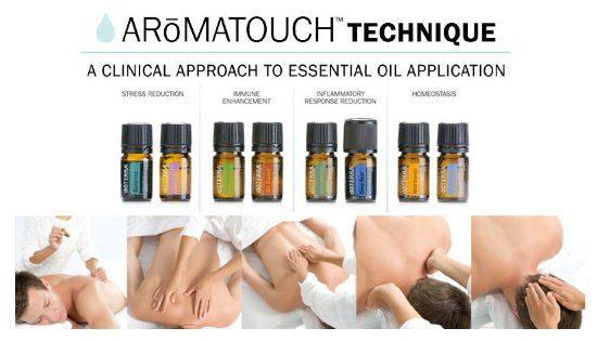 Aroma Touch DoTerra