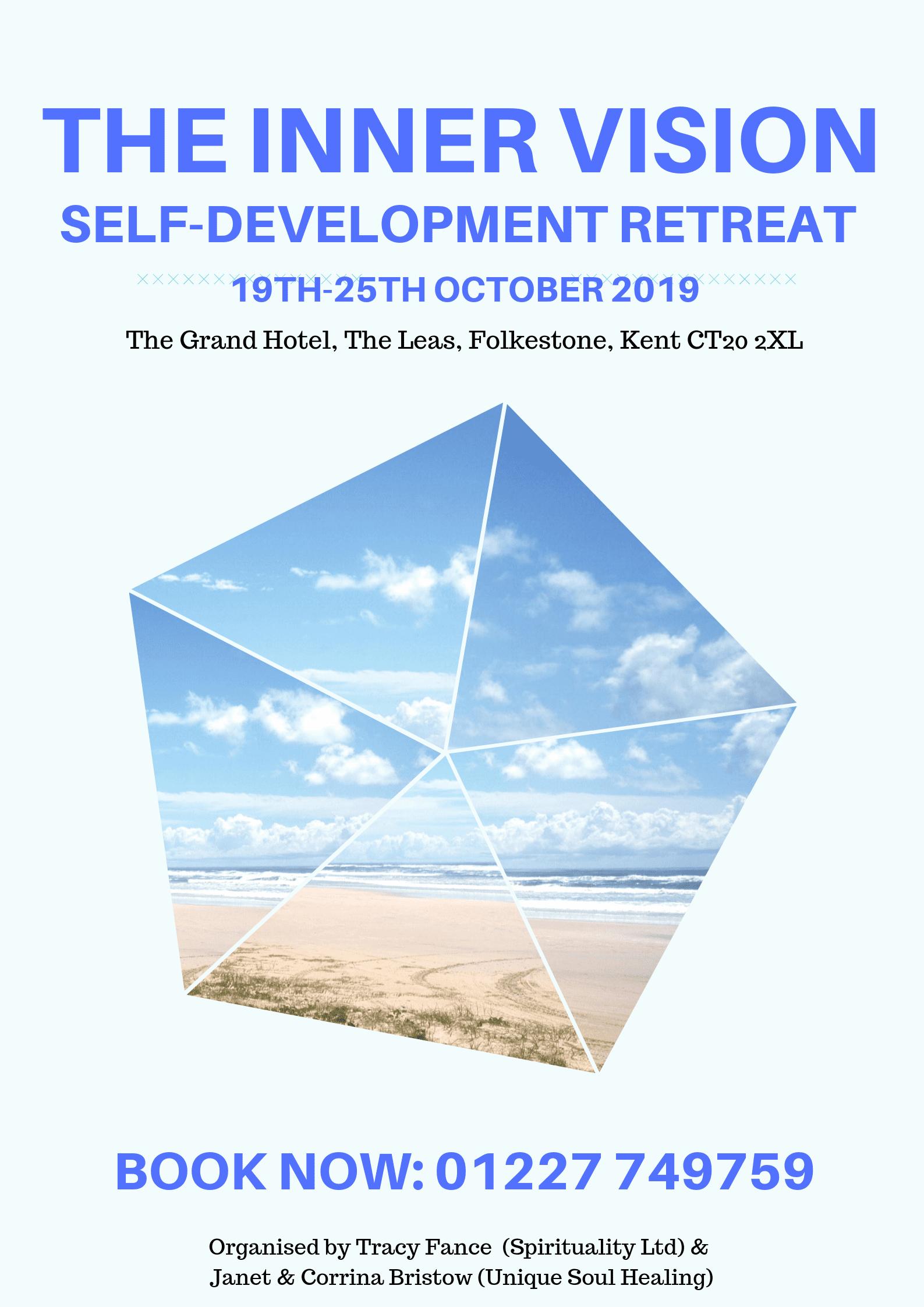 The Inner Vision Retreat
