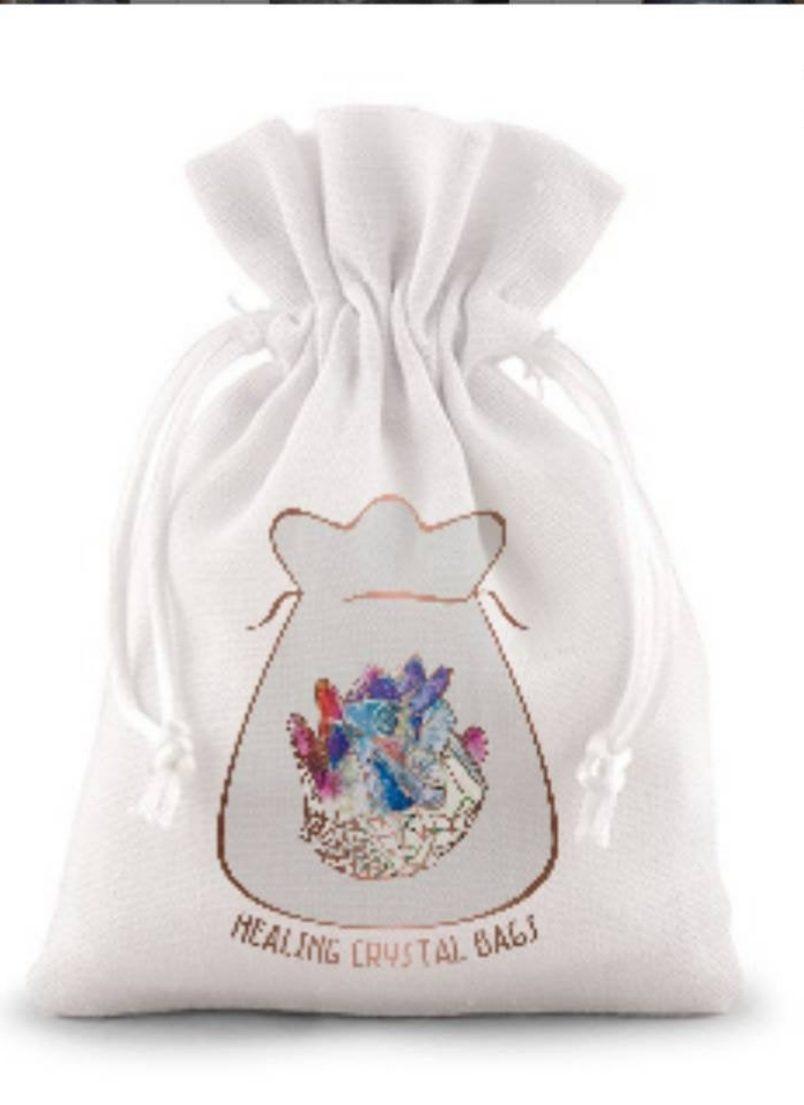 Healing Crystal Bags By Marie