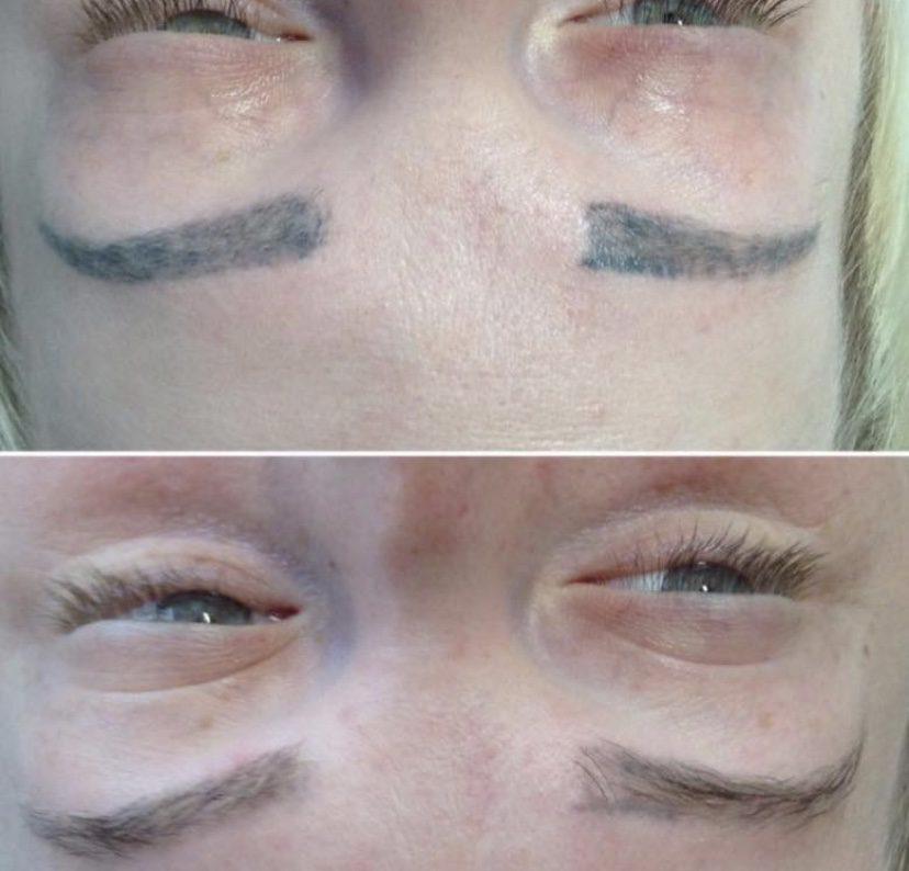 Amy Bowler Eyebrows
