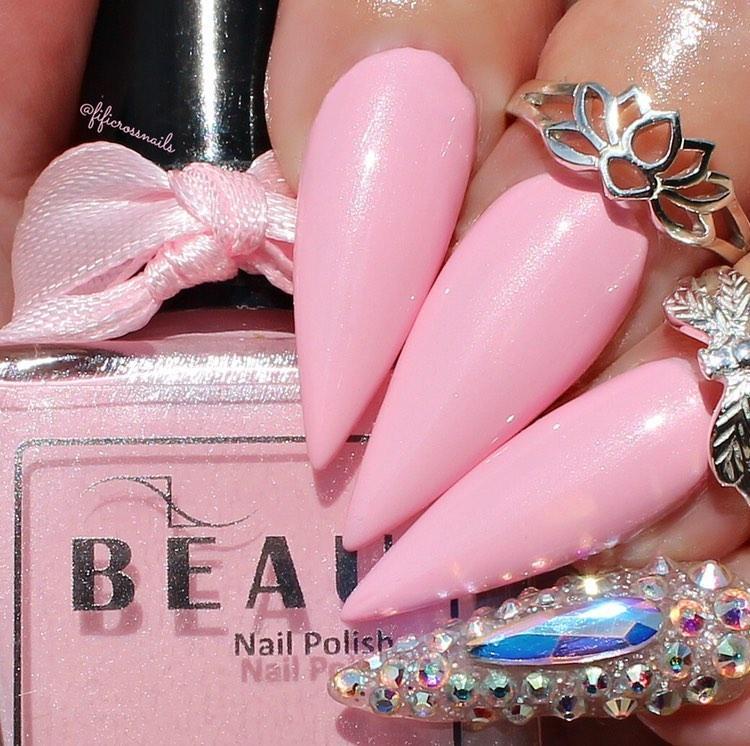BEAU Polish Pink
